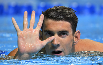 Column michael phelps ap
