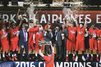 Column 2015 16 euroleague basketball champions cska moscow