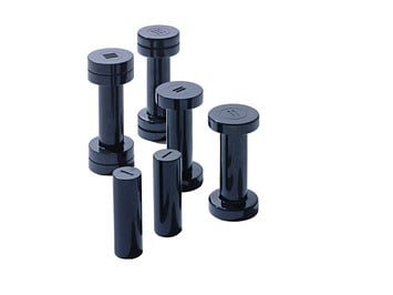Column dumbbells