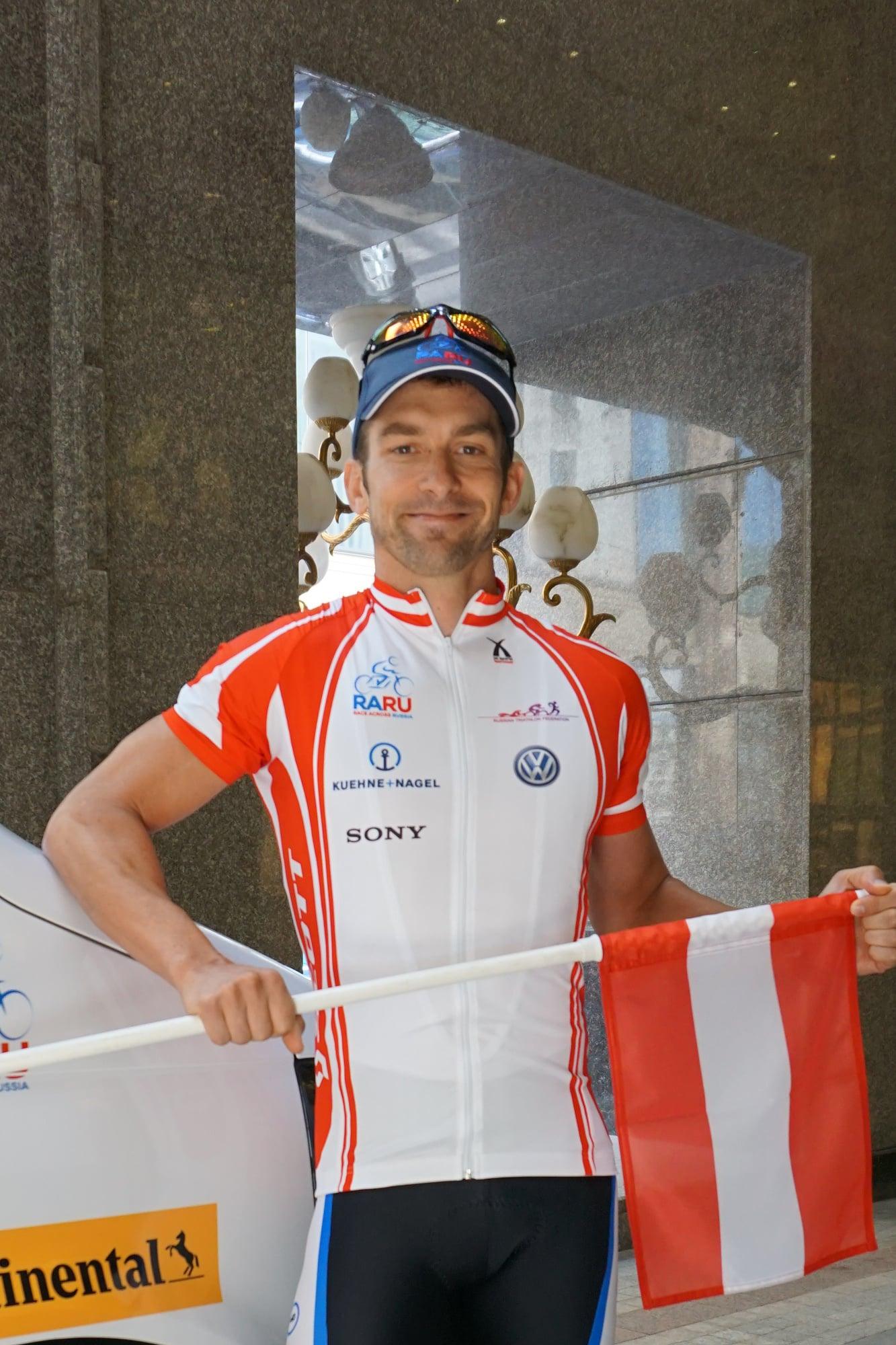 Ironman Анатолий Нестеров рассказал о подвигах в спорте