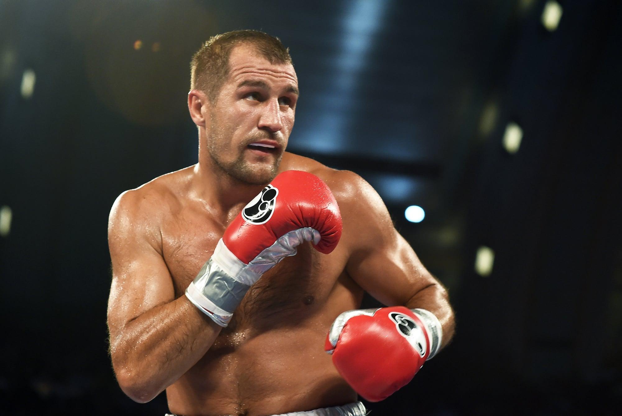 Ковалёв не стал предсказывать исход боя Уорда и Бранда