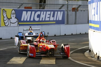 Column formula e michelin 3